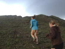 exploring the hills of Gorkhi-Terelj National Park