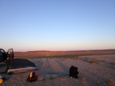 camping in Mongolia at sunset is the most beautiful thing!