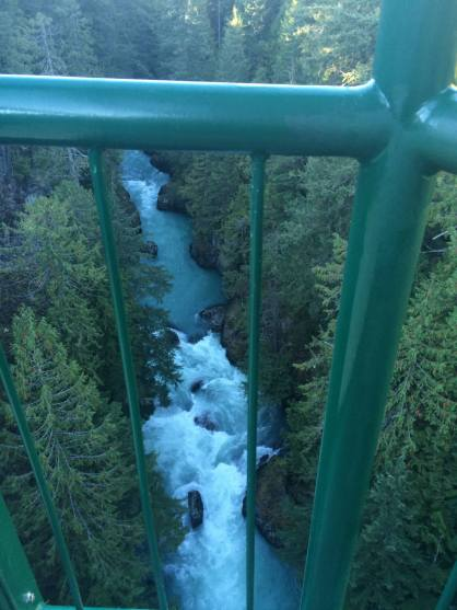 Whistler Bungee Bridge. Decided not to jump.