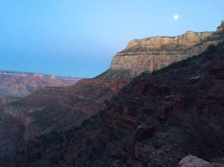 Beautiful South Rim sunset