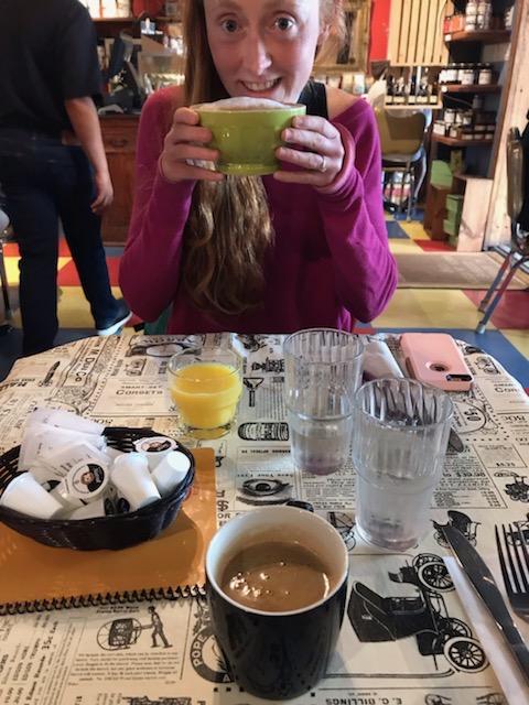 Charlevoix breakfast